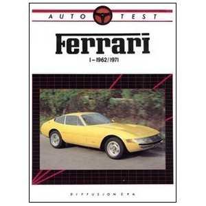 Ferrari auto-test 1962-1971