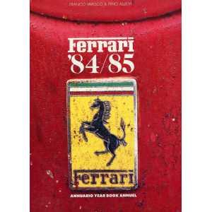 Annuel Ferrari 84/85