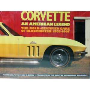 Corvette - An American Legend