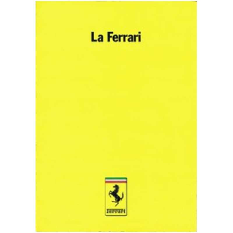 La Ferrari 1985