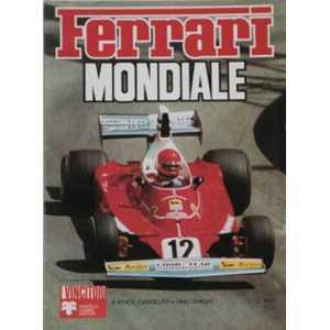 Annuario FERRARI MONDIALE 1975