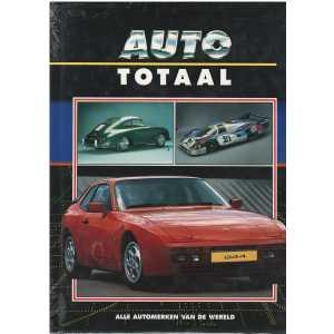 livre Porsche / Auto Totaal - **LIBRAIRIE AUTOMOBILE PARIS **