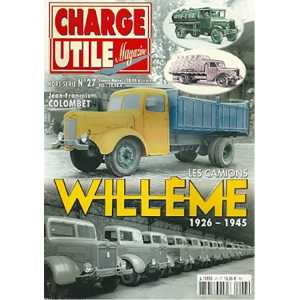 Les CAMIONS WILLEME