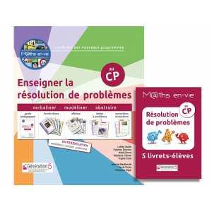 M@ths en-vie - Enseigner la résolution de problèmes au CP - Génération 5