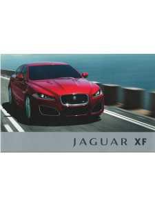 Catalogue JAGUAR XF
