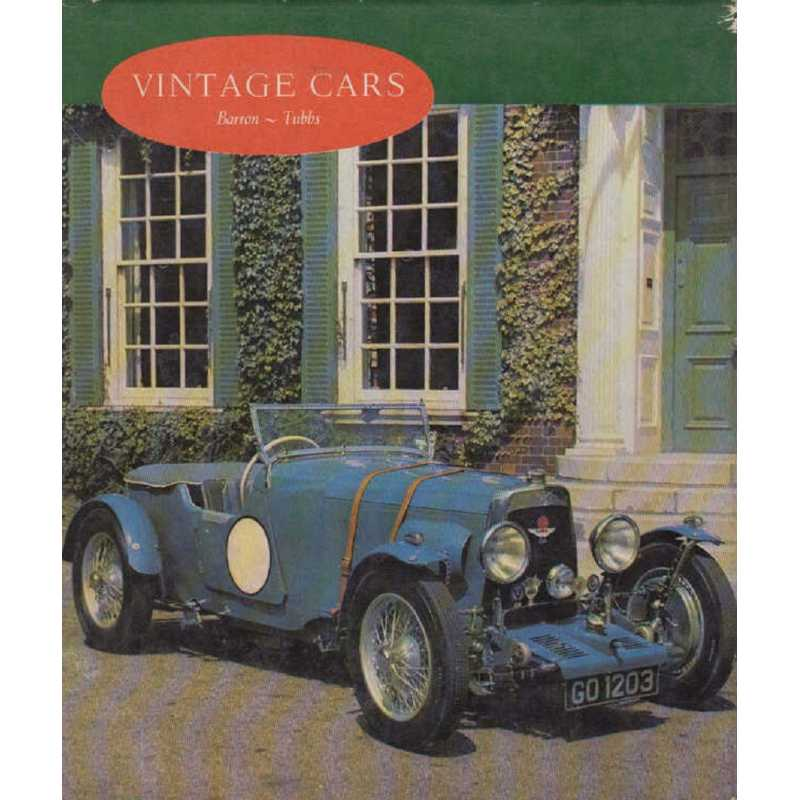 The Batsford Colour Book Of Vintage Cars 1903-1936