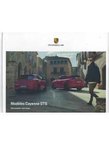 ***Librairie Automobile SPE*** - PORSCHE CAYENNE GTS (Français) 06/20