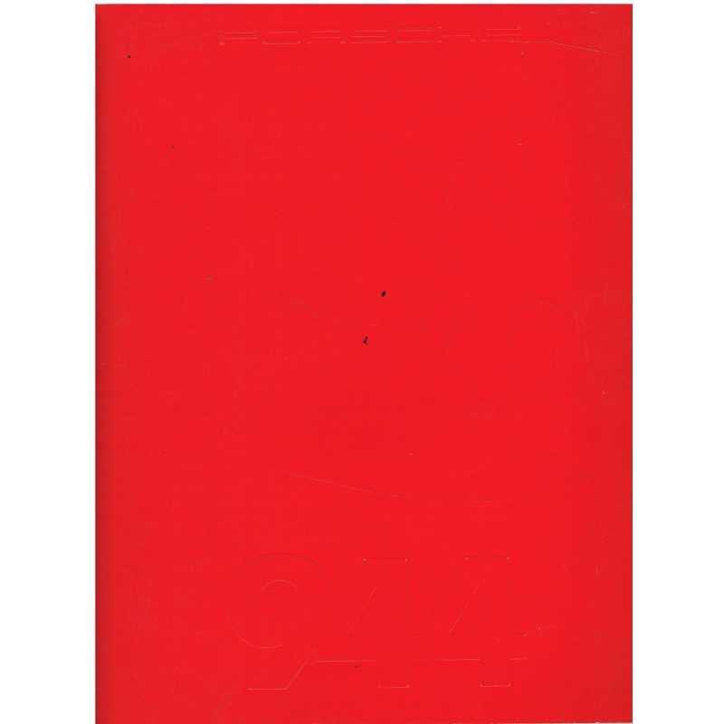 Brochure PORSCHE 944  (Français) 07/82