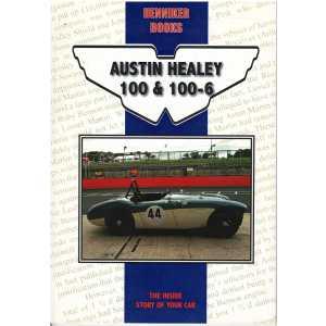 AUSTIN HEALEY 100 / 100-6 / HENNIKERS BOOKS