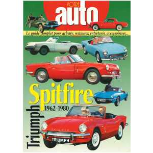 TRIUMPH SPITFIRE 1962-1980  9782917038383