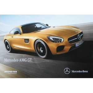 Brochure Tarif MERCEDES AMG GT