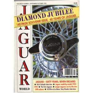 JAGUAR Diamond Jubilee