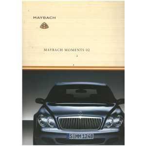Catalogue MAYBACH 2002