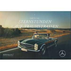 Mercedes Classic Car Travel