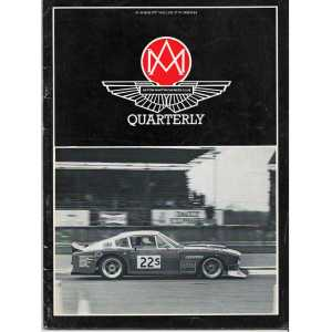 ASTON MARTIN Owners Club  Summer 1977, Volume 17, Number 64