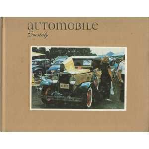 Automobile Quarterly Volume 21, Number 4