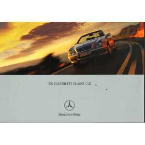 Catalogue Mercedes CLK