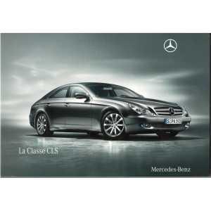 Catalogue Mercedes CLS