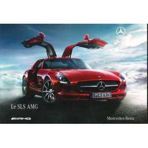Catalogue Mercedes SLS