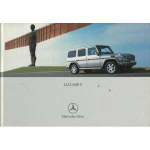 Catalogue Mercedes Classe G