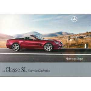 Catalogue Mercedes R230 SL