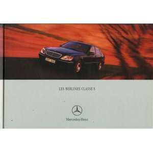 Catalogue Mercedes Classe S