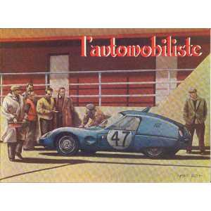 L'Automobiliste N°57