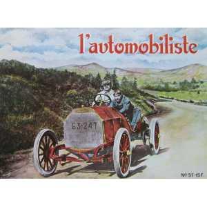 L'Automobiliste N°51  Novembre-Décembre 1978