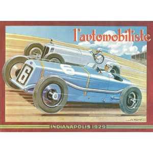 L'Automobiliste N°48  Janvier-Février 1978