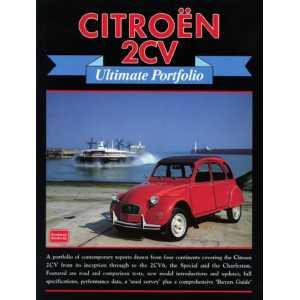 Citroen 2CV Ultimate Portfolio 9781855204263 ** Librairie Automobile SPE **