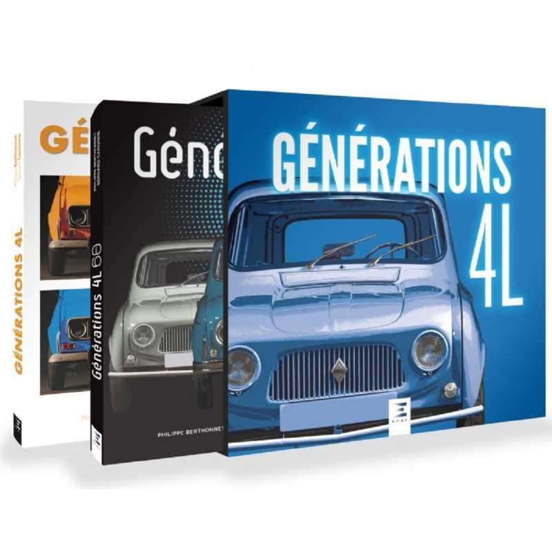 GÉNÉRATIONS 4L (Coffret 2vols)