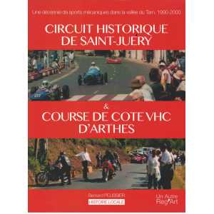 Circuit historique de Saint-Juéry et course de côte VHC d'Arthès