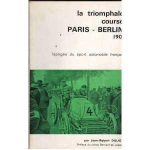 PARIS-BERLIN 1901