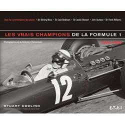LES VRAIS CHAMPIONS DE LA FORMULE 1 (1950-1960) Librairie Automobile SPE 9782726896280