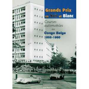 9782960045628 Courses automobiles au Congo Belge 1955-1960