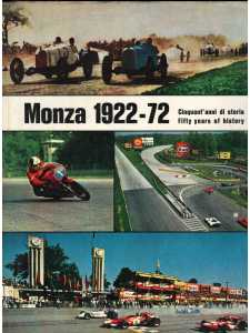 MONZA 1922-1972 FIFTY YEARS OF HISTORY