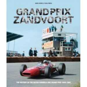 9789082072006 Grand Prix Zandvoort