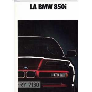 BMW 850 I ANNEE 1991