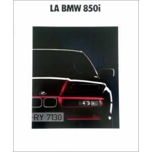 BMW 850 I DE 1990