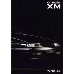 Catalogue CITROËN XM V6