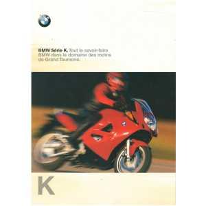 Brochure BMW Série K