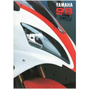 Brochure YAMAHA Gamme 98