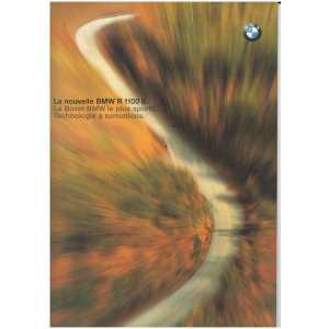 Brochure BMW R 1100