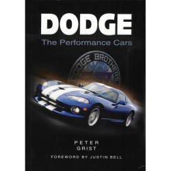 DODGE - THE PERFORMANCE CARS
