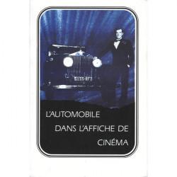 L'AUTOMOBILE DANS L'AFFICHE DE CINEMA Librairie Automobile SPE 9782869412637
