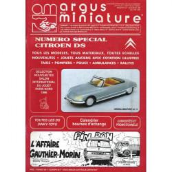 ARGUS MINIATURE N°177 - CITROEN DS Librairie Automobile SPE ARGUS177