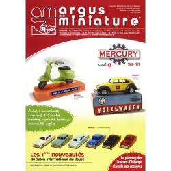 ARGUS MINIATURE N°219 - MERCURY 1946-1978 VOL.1 Librairie Automobile SPE ARGUS219