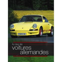 AU COEUR DES VOITURES ALLEMANDES Librairie Automobile SPE 9782846344319