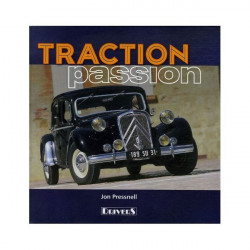 Traction passion / Jon PRESSNELL / Drivers
