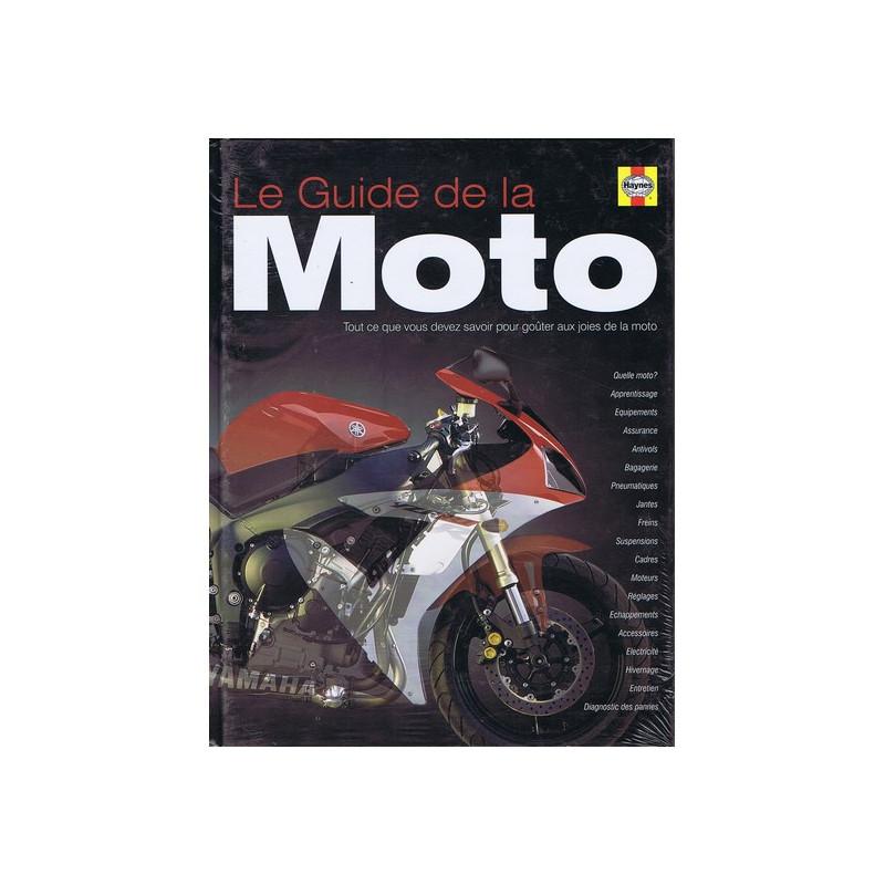 LE GUIDE DE LA MOTO Librairie Automobile SPE 9781844250752